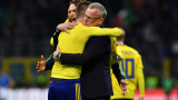 Ян Андерсон не пожела да каже завръща ли се Златан в националния отбор на Швеция