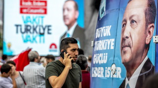 Рекордно много турци гласуваха за изборите в чужбина