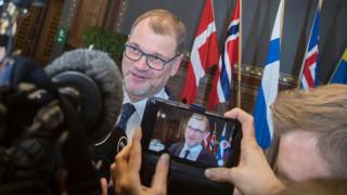 Финландският премиер Сипила: Очаквайте повече кризи в еврозоната