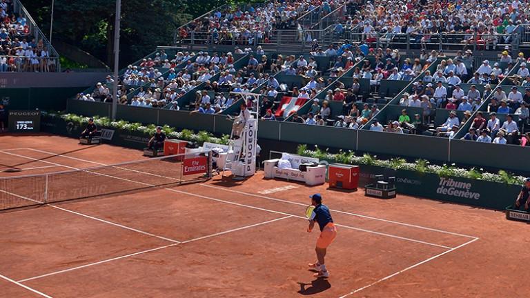 """Турнирът от ATP 250 в Женева е последна репетиция преди """"Ролан Гарос"""""""
