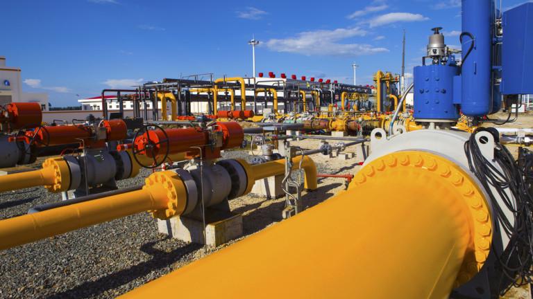 ЕК одобрява средства за междусистемна газ връзка Гърция - България