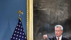 Кметът на Ню Йорк Бил де Блазио напусна президентската кампания 2020