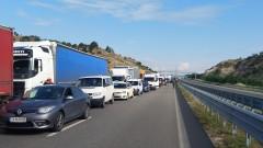 Шофьори от Нови Искър пак недоволни от пътя и трафика - този път заради ремонта