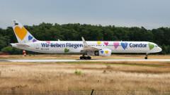"""Авиокомпания на """"Томас Кук"""" продължава да лети, но иска заем от държавата"""