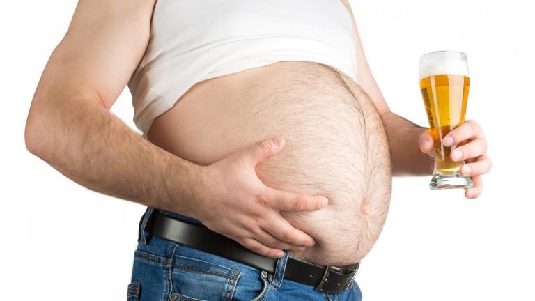 """Блазнещата теория """"дебел, но здрав"""" е пълен мит"""