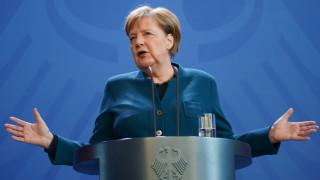 Меркел към германците: Оставате у дома за Великден