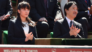 Японската принцеса Мако ще се прости с кралския си статут