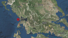 5.4 по Рихтер до гръцкия остров Лефкада