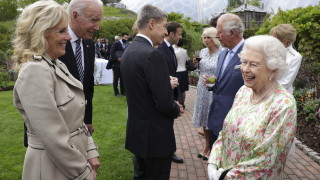 Джо Байдън покани кралица Елизабет II в Белия дом
