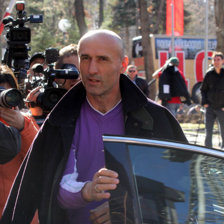 Йешич се обясни в любов на ЦСКА преди битката за второто място
