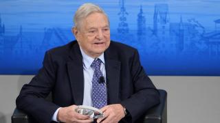 Сорос: Студената война между САЩ и Китай може да се превърне в гореща