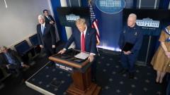 Какви са причините Тръмп да промотира хидроксихлорохина?