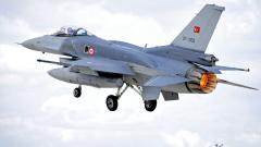 Турски изтребители отново нарушиха въздушното пространство на Гърция