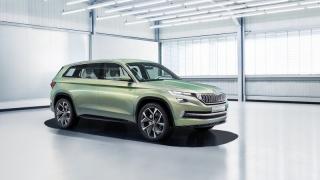 """""""Шкода"""" пуска първата си електрическа кола към 2020 или 2021-а"""