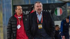 Ясен Петров: Синиша Михайлович ми обеща, че Антов ще играе повече