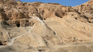 Прекратиха търсенето на тайна стая в гробницата на Тутанкамон