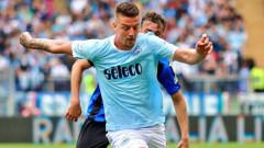 """Лацио изпълни желанието на Спалети, издъни се срещу Аталанта (Резултати от Серия """"А"""")"""