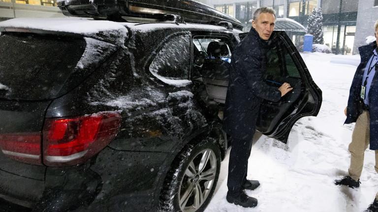 Срещата на върха на НАТО е в Лондон в края на годината