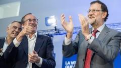 Мариано Рахой бе избран за премиер