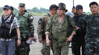 Филипинският президент може да обяви военно положение в цялата страна