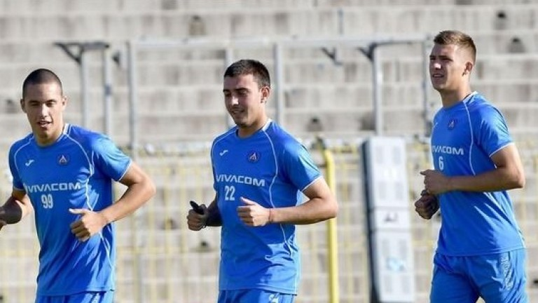 Талант на Левски отново ще играе във Втора лига