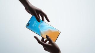 Изкуството на движението в новия Huawei P40 Pro