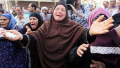 """Египет осъди на смърт 700 """"мюсюлмански братя"""" и лидера им"""