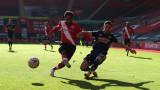 Арсенал аут от ФА Къп след злощастен автогол