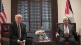 Мирният план на Тръмп щял да признае Палестина за държава