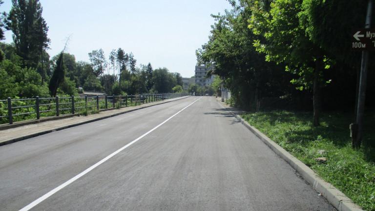 Затварят пътя Средногорци - Рудозем