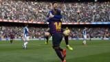Барселона надделя над Еспаньол с 2:0