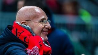 Ариго Саки: Златан е чудесен футболист, който играе за отбора