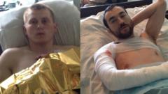 Amnesty International: Пленените в Украйна руснаци не са измъчвани