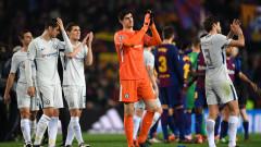 Трансферът на Куртоа в Реал все още не е сигурен