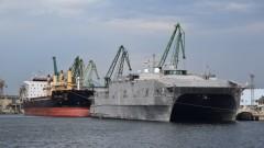 """Корабът """"Карсън Сити"""" от американските ВМС акостира във Варна"""