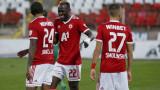 В ЦСКА са използвали общо 12 българи и 16 чужденци през сезона