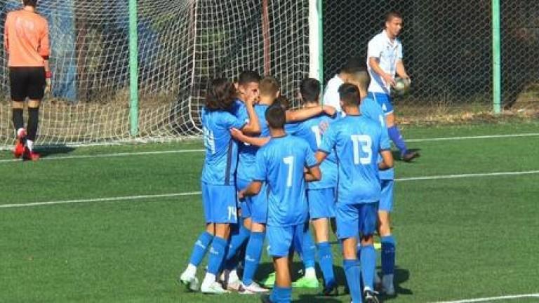 Всичките отбори на Левски с победи в Елитните групи