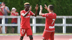 Новият в ЦСКА: За 5 месеца от улиците на Конакри до Лига 1