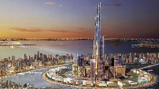 Кувейт строят нов град с кула, висока 1001 метра (галерия и видео)