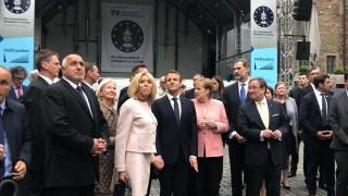 Борисов обсъжда еврозоната с шефа на Централната банка