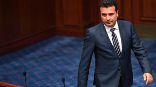 Заев не вижда нужда от предсрочни парламентарни избори