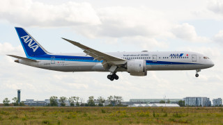 Boeing, летящ от Токио за Франкфурт, кацна принудително в Красноярск