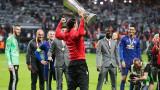 Златан Ибрахимович се върна в базата на Манчестър Юнайтед