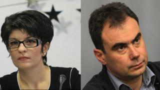 БСП и ГЕРБ с различни очаквания за дебата за вота