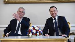 Полша и Чехия се сближават срещу Европейския съюз