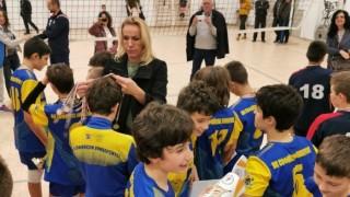 """Повече от 300 деца участваха в турнир, организиран от волейболната академия """"Стойчев-Казийски"""""""