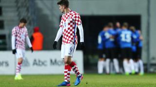 Типично по балкански: Хърватите подцениха Естония и браха голям срам