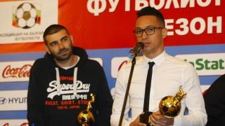 """Марселиньо стана """"Футболист на футболистите"""" за втори пореден път, вижте всички наградени"""