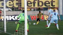Ботев (Пловдив) победи Дунав с 3:0