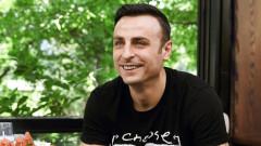 Съветите на Димитър Бербатов за успех